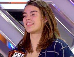 """Laura Pausini se emociona con la actuación de Inés en 'Factor X': """"Eres la versión española de mí con 16 años"""""""