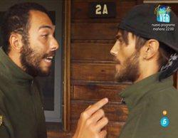 'Supervivientes 2018' estalla: así fue la monumental bronca entre Hugo, Francisco, Alberto y Sergio