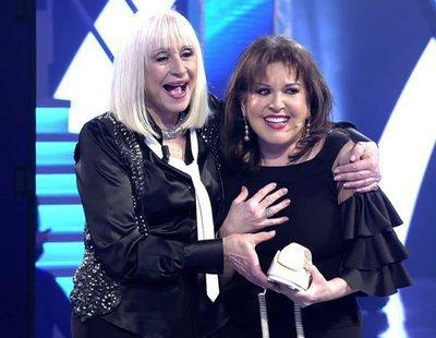 """Loles León sorprende a Raffaella Carrà en 'Volverte a ver': """"Es la horma de mi zapato"""""""
