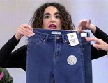 Cristina Rodríguez reaparece en Telecinco para hablar de ropa tras la cancelación de 'Cámbiame'