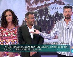 """Dulce y Alejandro Albalá, más enfrentados que nunca, en 'Deluxe': """"No lo mato aquí en directo de milagro"""""""