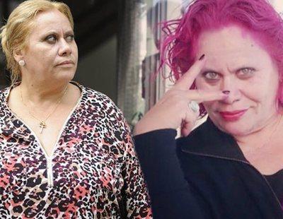 Carmina Barrios y su sorprendente cambio de look