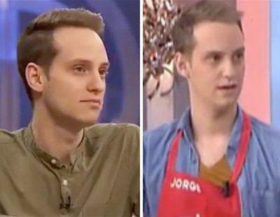 El pasado televisivo de Jorge, protagonista de las promos de 'MasterChef 6'