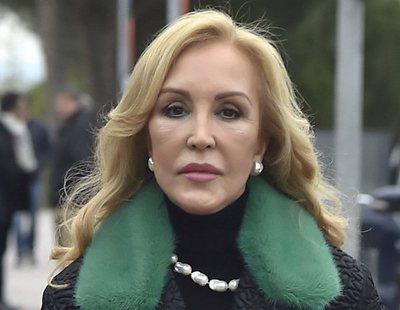 """Carmen Lomana, tras fichar por 'MasterChef Celebrity 3': """"No me veo yo picando cebolla"""""""