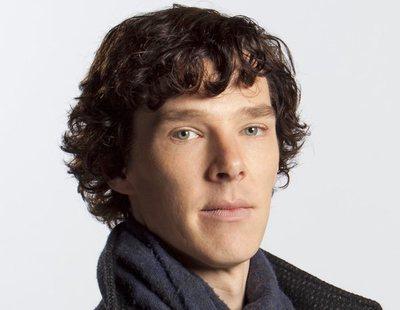 """Benedict Cumberbatch tacha de """"patéticos"""" los comentarios de Martin Freeman sobre 'Sherlock'"""