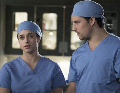 El futuro médico de una de las protagonistas de 'Anatomía de Grey' en peligro en el 14x19