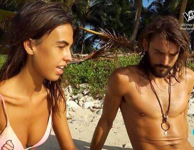 'Supervivientes 2018': Logan y Sofía se reconcilian y protagonizan un nuevo acercamiento