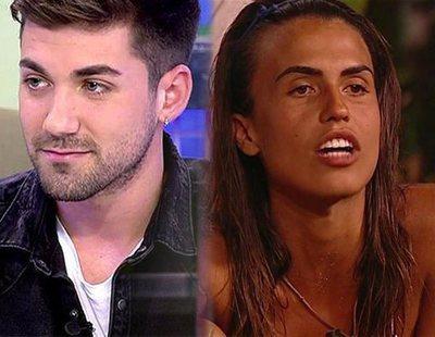 Saray confiesa en 'Sálvame' que Alejandro y Sofía siguen juntos y que todo es un plan