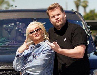 Christina Aguilera y Melissa McCarthy, las invitadas del especial de 'Carpool Karaoke'