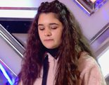 """Risto rechaza a María, de 16 años, que canta a su padre fallecido en 'Factor X': """"Debo tener una patata"""""""