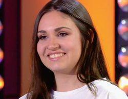 'Factor X': Xavi Martínez da una segunda oportunidad a la youtuber Carolina García tras ser rechazada