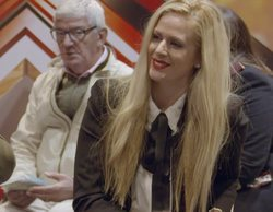 'Factor X': Suzy, representante de Portugal en Eurovisión 2014, se presenta a las audiciones