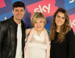 Eurovisión 2018: Alfred y Amaia reciben los consejos de Karina antes de viajar a Lisboa