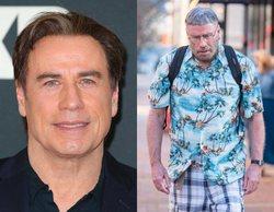 """John Travolta cambia radicalmente de aspecto para el rodaje de su próxima película, """"Moose"""""""