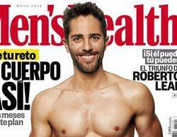 Roberto Leal presume de cuerpo en la portada de Men's Health tras superar el reto
