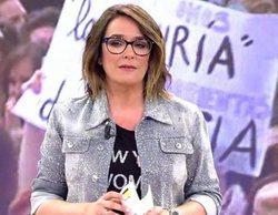 "Toñi Moreno, sobre la sentencia de La Manada en 'Viva la vida': ""Yo no te creo a medias, yo sí te creo"""