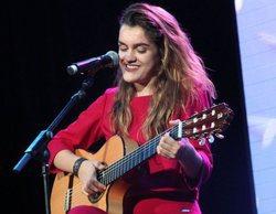 Amaia Romero ('OT 2017') se arranca a cantar flamenco en el espectáculo de unas amigas