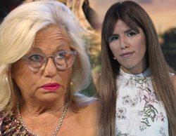 Mayte Zaldívar e Isa Pantoja coinciden por primera vez en un plató de televisión