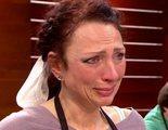 """La presión de la eliminación en 'MasterChef 6' puede con Oxana: """"Estoy muy nerviosa y eso no me gusta"""""""