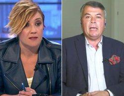 """Cristina Pardo, al abogado de """"La Manada"""": """"¿Pensaría lo mismo si fuera su hija la que estaba en ese portal?"""""""