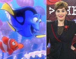 """Anabel Alonso hace un guiño al personaje de Dory, de """"Buscando a Nemo"""", en 'Amar es para siempre'"""