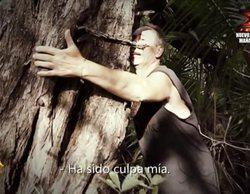 """'Supervivientes 2018': El Maestro Joao le pide perdón al árbol con el que se tropezó: """"Ha sido culpa mía"""""""