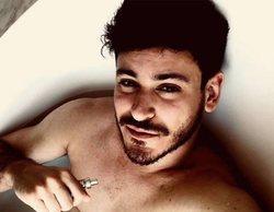 Cepeda se desnuda para apoyar a Aitana tras las críticas por su foto en bikini