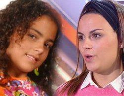 """María Jesús, concursante de Eurojunior 2003, reaparece y conquista 'Factor X': """"Tienes que ganar"""""""