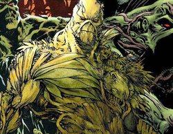 DC prepara una serie de La Cosa del Pantano para su plataforma digital