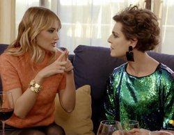 Alba Carrillo y Antonia Dell'Atte, protagonistas del regreso de 'Ven a cenar conmigo: Gourmet edition'