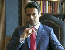 """Emmanuel Esparza ('Secretos de Estado'): """"Me he fijado en Kennedy y en Suárez para interpretar a mi personaje"""""""