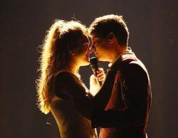 Amaia y Alfred ensayan por primera vez en Eurovisión 2018: Así es su puesta en escena