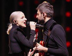 Eurovisión 2018: Francia se reafirma como gran rival y Alemania brilla en el primer ensayo del Big 5