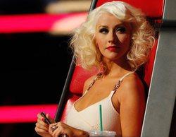 """Christina Aguilera carga contra 'The Voice': """"Te das cuenta de que no va de música, sino de hacer televisión"""""""