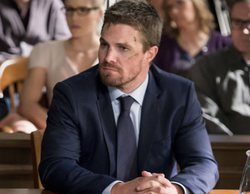 'Arrow': Un jurado decide si Oliver es Green Arrow o no en el 6x21