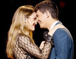 Eurovisión 2018: Amaia y Alfred, terceros en la votación de la prensa tras su segundo ensayo