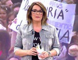 """Toñi Moreno, contra el abogado de """"La Manada"""": """"Si son relaciones consentidas, ¿por qué le roban el móvil?"""""""