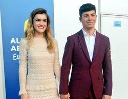 Eurovisión 2018: Nuevo cambio  de vestuario en el ensayo general de Alfred y Amaia en el Festival