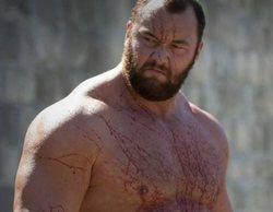 """""""La Montaña"""" de 'Juego de Tronos', nombrado como el hombre más fuerte del mundo"""
