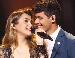"""'Fama a bailar' sale a la calle para moverse al ritmo de """"Tu canción"""" el día de la final de Eurovisión 2018"""