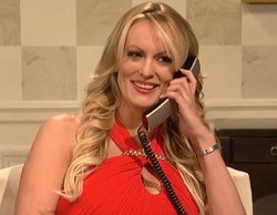 "Stormy Danields aparece en 'Saturday Night Live' y le manda un recado a Donald Trump: ""Necesito tu renuncia"""