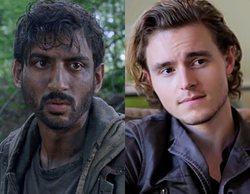 'The Walking Dead': Avi Nash y Callan McAuliffe serán regulares de la novena temporada