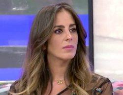 Anabel Pantoja se derrumba en 'Sálvame' tras hablar de la depresión de su primo Kiko Rivera