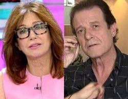 """Ana Rosa Quintana, tajante con el hermano de Francisco: """"No tengo nada más que hablar contigo"""""""