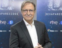 """Paco Lobatón, sobre la renovación de 'Desaparecidos': """"Vamos a intentar convencer a TVE"""""""