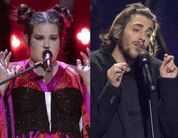 """Netta, representante de Israel en Eurovisión 2018, responde a las críticas de Salvador Sobral """"enviando amor"""""""