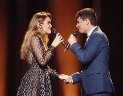 Eurovisión 2018: Amaia y Alfred actuarán en el puesto 2 de la Final del Festival