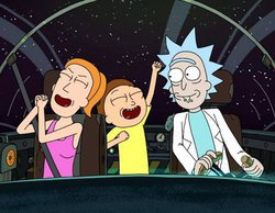Adult Swim encarga 70 episodios de 'Rick & Morty'