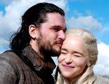 'Juego de tronos': Daenerys Targaryen y Jon Nieve se reúnen de nuevo en el rodaje de Belfast