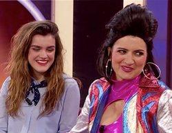 """Silvia Abril, a Amaia y Alfred: """"Lo vais a petar en Eurovisión con 'Lo Malo', es un temazo"""""""